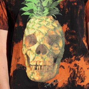 Ring of Fire - Pineapple In Bleach Unisex Graphic